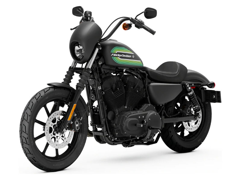 2021 Harley-Davidson Iron 1200™ in Green River, Wyoming - Photo 4