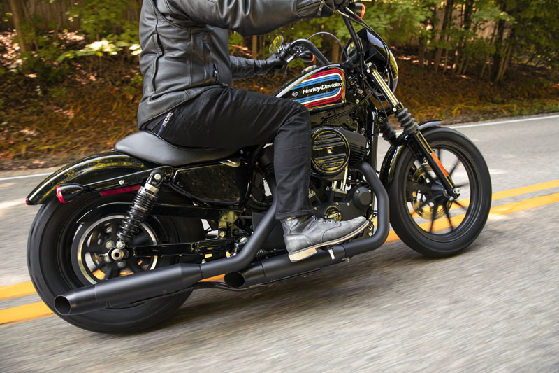 2021 Harley-Davidson Iron 1200™ in Augusta, Maine - Photo 6