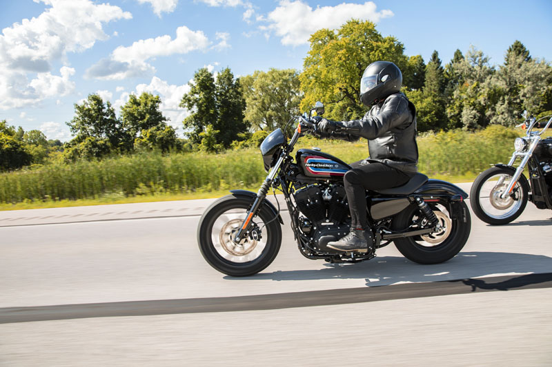 2021 Harley-Davidson Iron 1200™ in Augusta, Maine - Photo 8