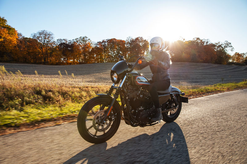 2021 Harley-Davidson Iron 1200™ in Augusta, Maine - Photo 10