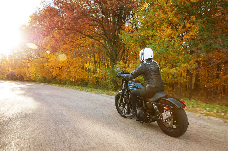 2021 Harley-Davidson Iron 1200™ in The Woodlands, Texas - Photo 11