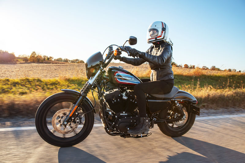 2021 Harley-Davidson Iron 1200™ in The Woodlands, Texas - Photo 14