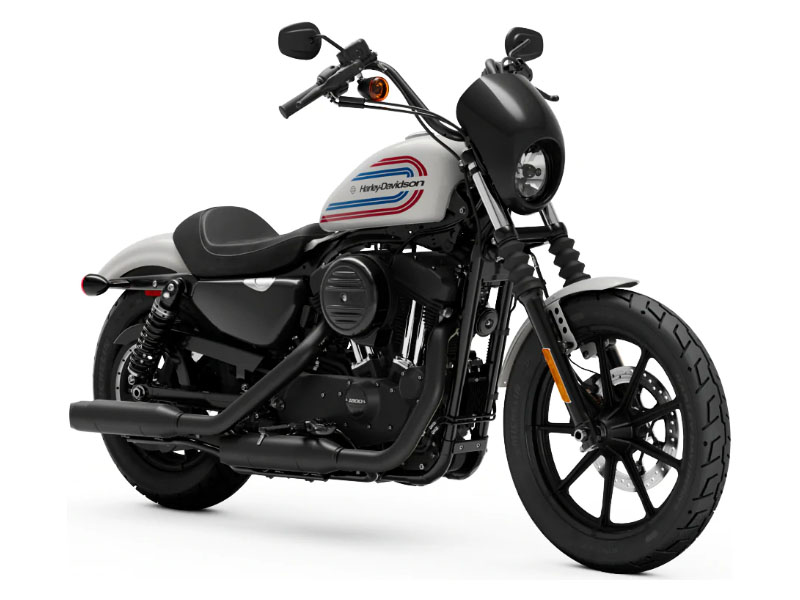 2021 Harley-Davidson Iron 1200™ in Augusta, Maine - Photo 3