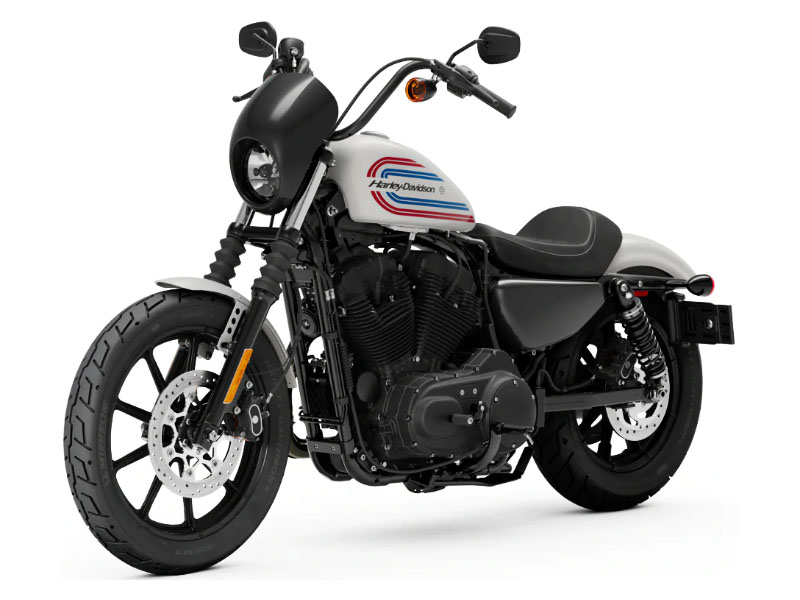 2021 Harley-Davidson Iron 1200™ in New York Mills, New York - Photo 4