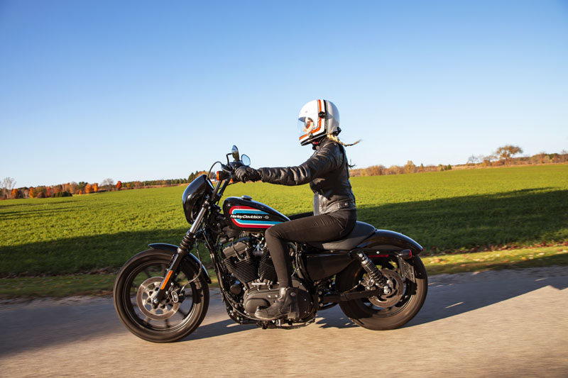 2021 Harley-Davidson Iron 1200™ in Michigan City, Indiana - Photo 9