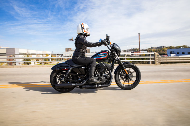 2021 Harley-Davidson Iron 1200™ in Michigan City, Indiana - Photo 18