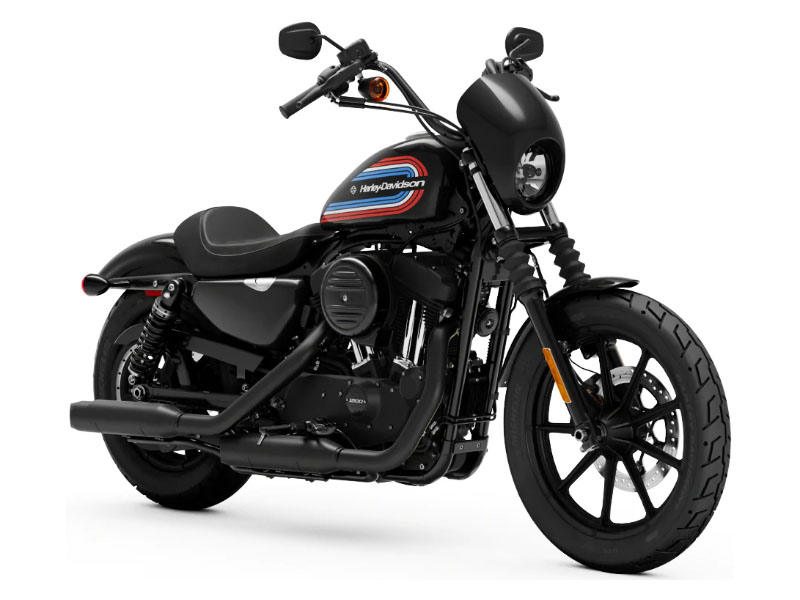 2021 Harley-Davidson Iron 1200™ in Plainfield, Indiana - Photo 3