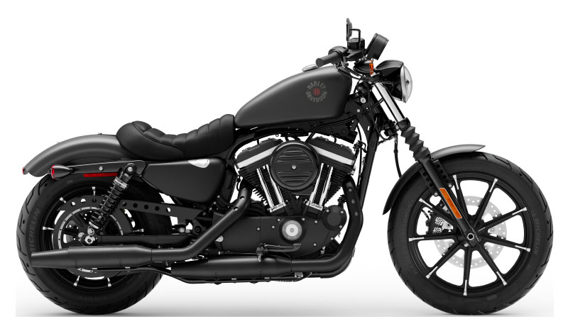 2021 Harley-Davidson Iron 883™ in Rochester, Minnesota - Photo 1