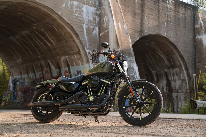 2021 Harley-Davidson Iron 883™ in New York Mills, New York - Photo 6