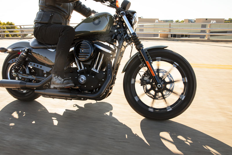 2021 Harley-Davidson Iron 883™ in Ukiah, California - Photo 9