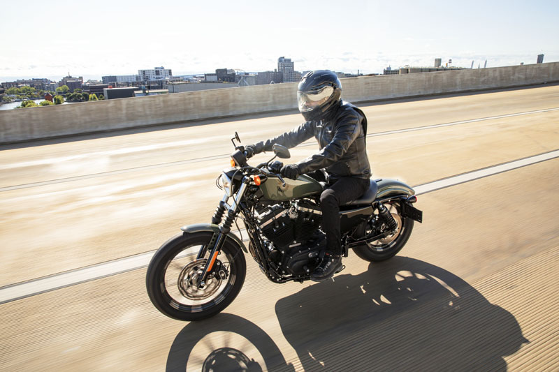 2021 Harley-Davidson Iron 883™ in San Jose, California - Photo 11