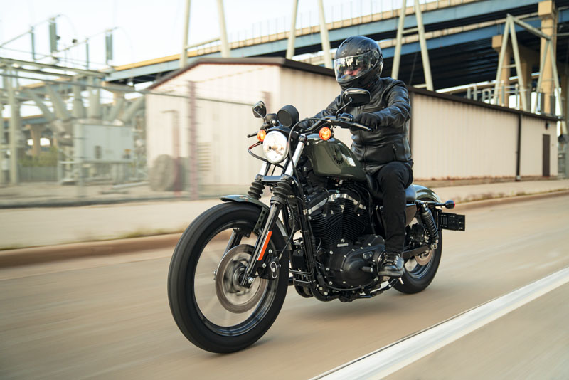 2021 Harley-Davidson Iron 883™ in Ukiah, California - Photo 16
