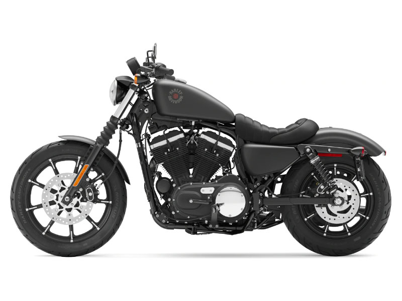 2021 Harley-Davidson Iron 883™ in Ukiah, California - Photo 2