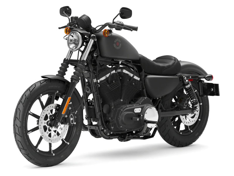 2021 Harley-Davidson Iron 883™ in Ukiah, California - Photo 4