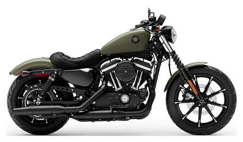 2021 Harley-Davidson Iron 883™ in Augusta, Maine - Photo 1