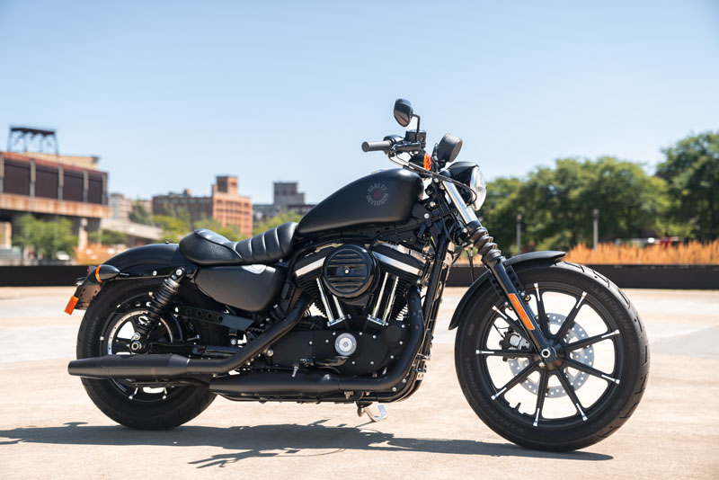 2021 Harley-Davidson Iron 883™ in Augusta, Maine - Photo 8