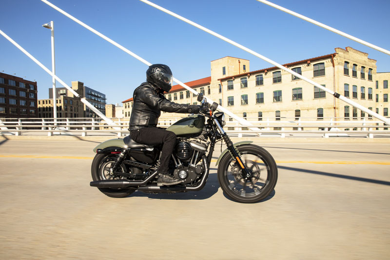 2021 Harley-Davidson Iron 883™ in Augusta, Maine - Photo 12