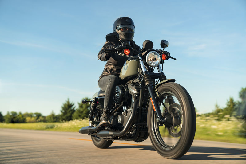 2021 Harley-Davidson Iron 883™ in Augusta, Maine - Photo 13