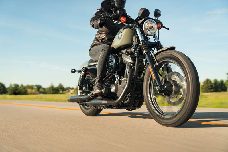 2021 Harley-Davidson Iron 883™ in Augusta, Maine - Photo 14