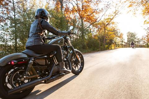 2021 Harley-Davidson Iron 883™ in Augusta, Maine - Photo 17