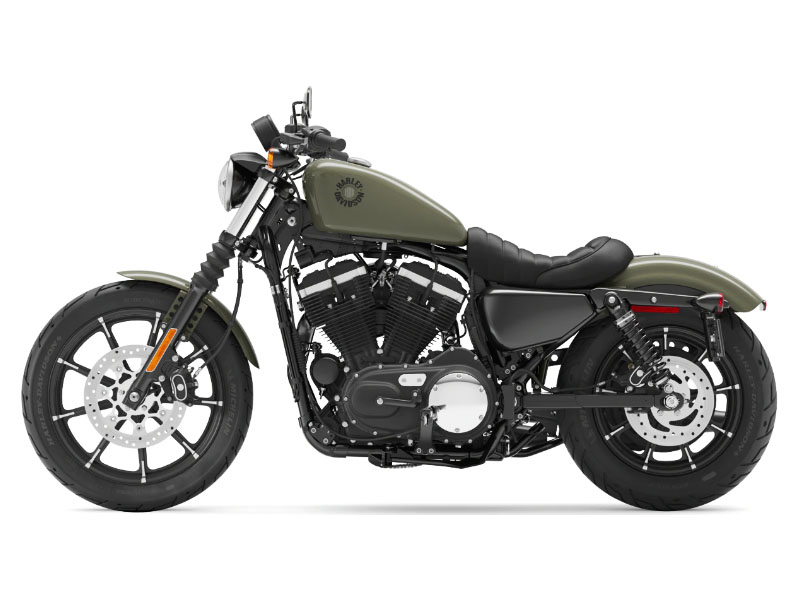 2021 Harley-Davidson Iron 883™ in Portage, Michigan - Photo 2