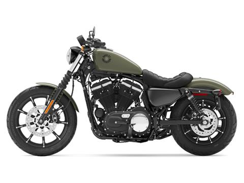 2021 Harley-Davidson Iron 883™ in Augusta, Maine - Photo 2