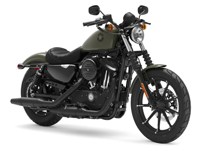 2021 Harley-Davidson Iron 883™ in Augusta, Maine - Photo 3