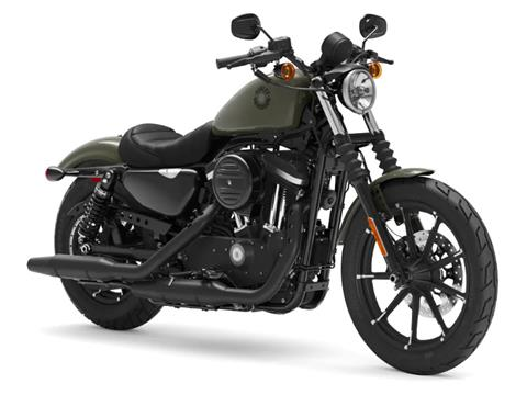 2021 Harley-Davidson Iron 883™ in Lafayette, Indiana - Photo 3