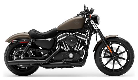 2021 Harley-Davidson Iron 883™ in Augusta, Maine
