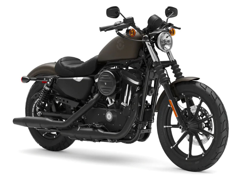 2021 Harley-Davidson Iron 883™ in Leominster, Massachusetts - Photo 3
