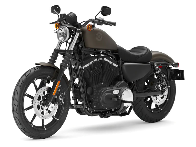 2021 Harley-Davidson Iron 883™ in Leominster, Massachusetts - Photo 4