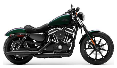 2021 Harley-Davidson Iron 883™ in Jacksonville, North Carolina - Photo 1