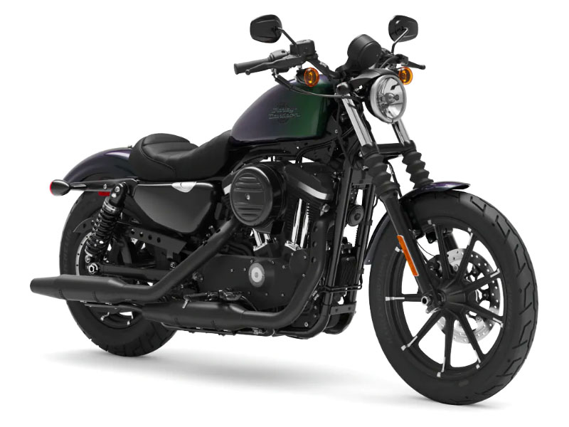 2021 Harley-Davidson Iron 883™ in Jacksonville, North Carolina - Photo 3