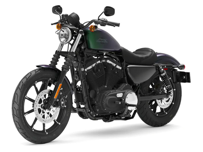 2021 Harley-Davidson Iron 883™ in Jacksonville, North Carolina - Photo 4