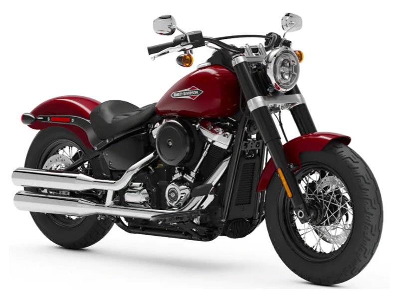 2021 Harley-Davidson Softail Slim® in Fairbanks, Alaska - Photo 3