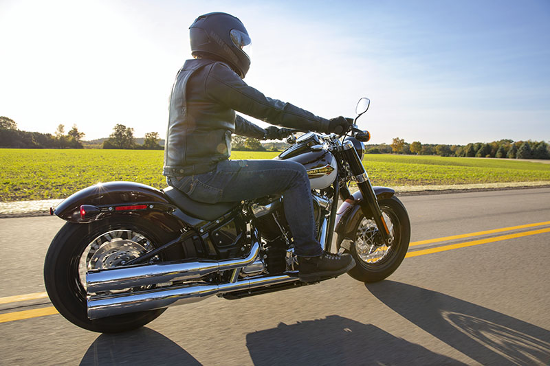 2021 Harley-Davidson Softail Slim® in New York Mills, New York - Photo 9