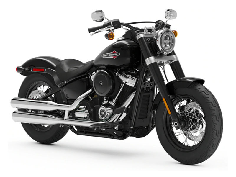 2021 Harley-Davidson Softail Slim® in Temple, Texas - Photo 3