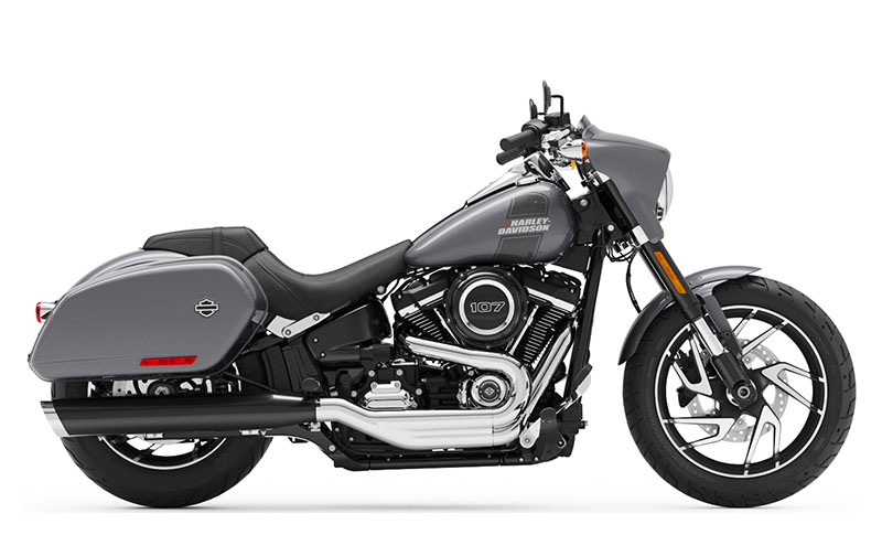 2021 Harley-Davidson Sport Glide® in Norfolk, Virginia - Photo 1