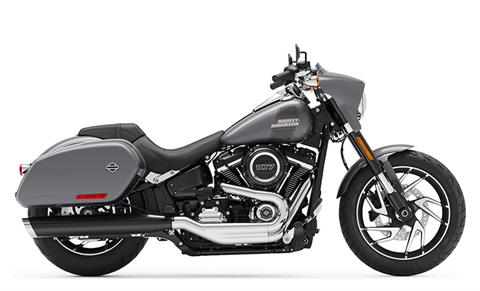 2021 Harley-Davidson Sport Glide® in Mauston, Wisconsin - Photo 1
