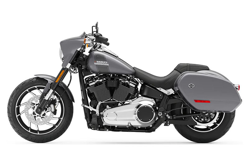 2021 Harley-Davidson Sport Glide® in Lynchburg, Virginia - Photo 2