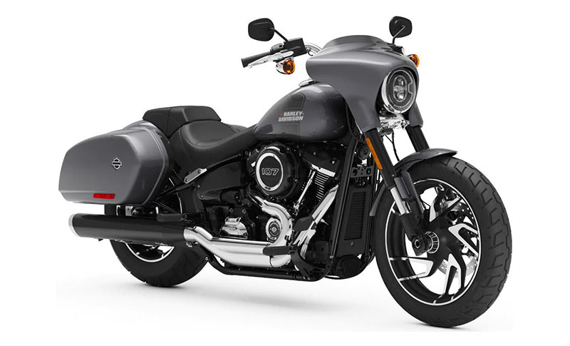 2021 Harley-Davidson Sport Glide® in New York Mills, New York - Photo 3