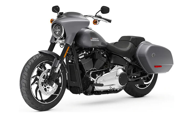 2021 Harley-Davidson Sport Glide® in Norfolk, Virginia - Photo 4