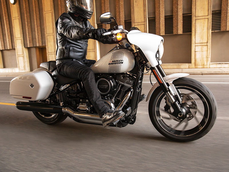 2021 Harley-Davidson Sport Glide® in Norfolk, Virginia - Photo 6