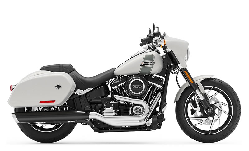 2021 Harley-Davidson Sport Glide® in Fredericksburg, Virginia - Photo 1