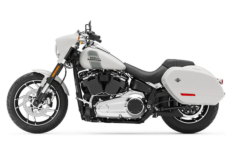 2021 Harley-Davidson Sport Glide® in Albert Lea, Minnesota - Photo 2
