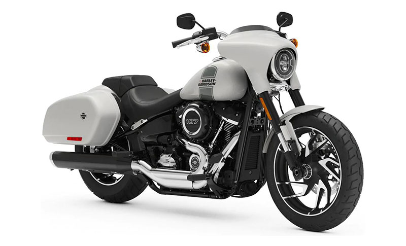 2021 Harley-Davidson Sport Glide® in Cortland, Ohio - Photo 3