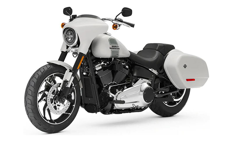 2021 Harley-Davidson Sport Glide® in Albert Lea, Minnesota - Photo 4