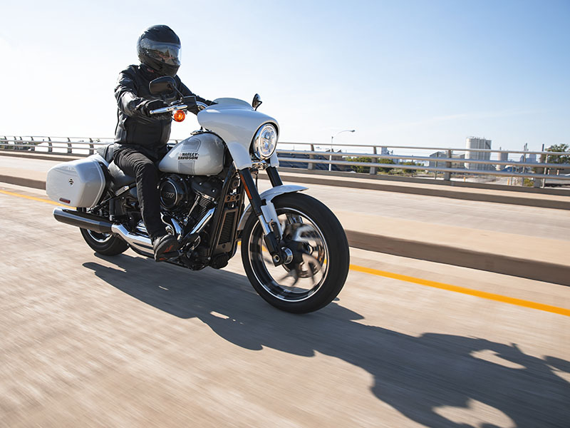 2021 Harley-Davidson Sport Glide® in Erie, Pennsylvania - Photo 7
