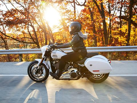 2021 Harley-Davidson Sport Glide® in South Charleston, West Virginia - Photo 15