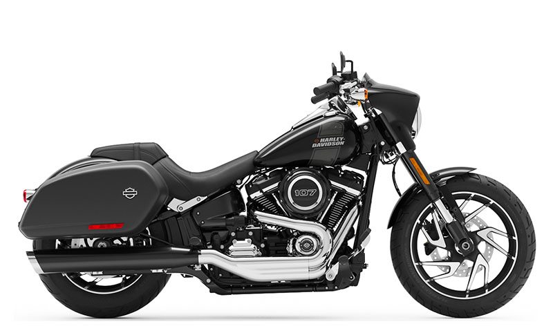 2021 Harley-Davidson Sport Glide® in Burlington, North Carolina - Photo 1